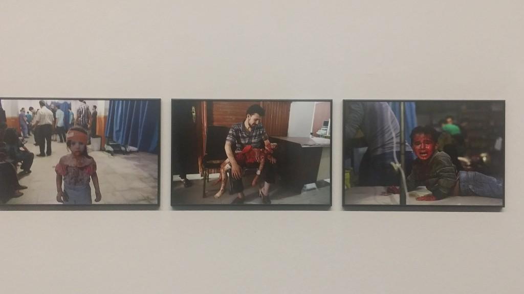 """Word Press Photo 2016 - ausgestellt in """"Schauplatz für Fotografie. Westlicht"""" (Wien)"""